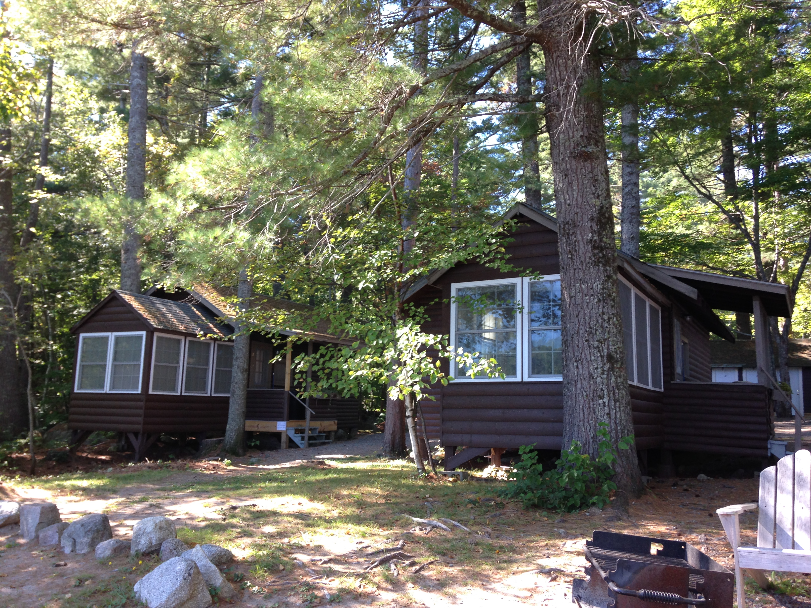 Lakefront Cabins 6 & 7